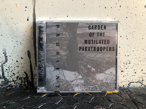PRURIENT | GARDEN OF THE MUTILATED PARATROOPERS | 2x FAN CD EP |