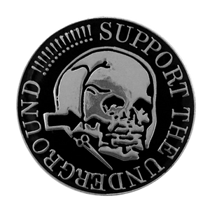 SUPPORT THE UNDERGROUND | ENAMEL PIN