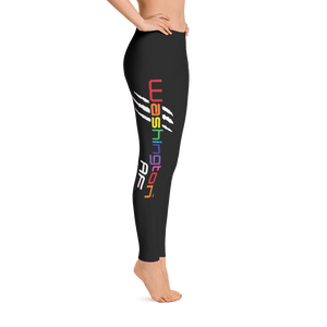 Washington AF Color Run Leggings - TribalAF