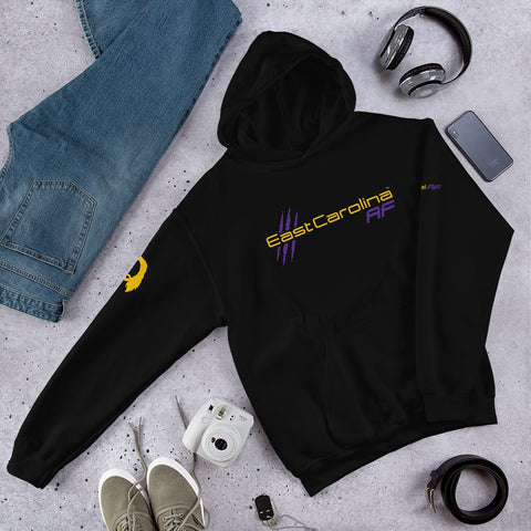 East Carolina AF Hoodie (Limited Edition Brownman) - TribalAF
