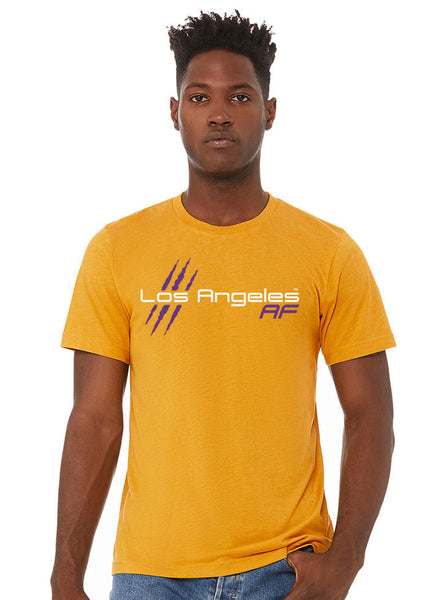 Los Angeles AF Triblend T-Shirt - TribalAF