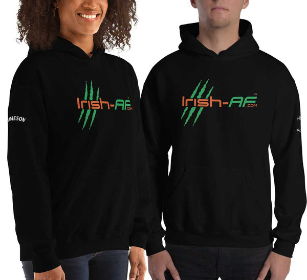 Harp Irish AF Hoodie (Limited Edition Jameson) - TribalAF
