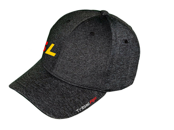 #SUPPORT LOCAL - Melange Baseball Cap - TribalAF