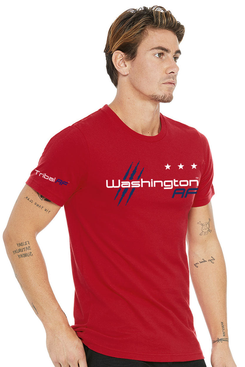Washington AF Triblend Tee - TribalAF