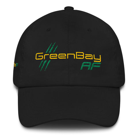 Green Bay AF Unstructured Hat - TribalAF