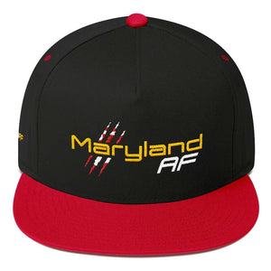 Maryland AF Five-Panel Snapback - TribalAF
