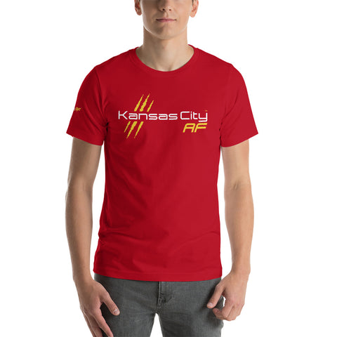 Kansas City AF T-Shirt - TribalAF
