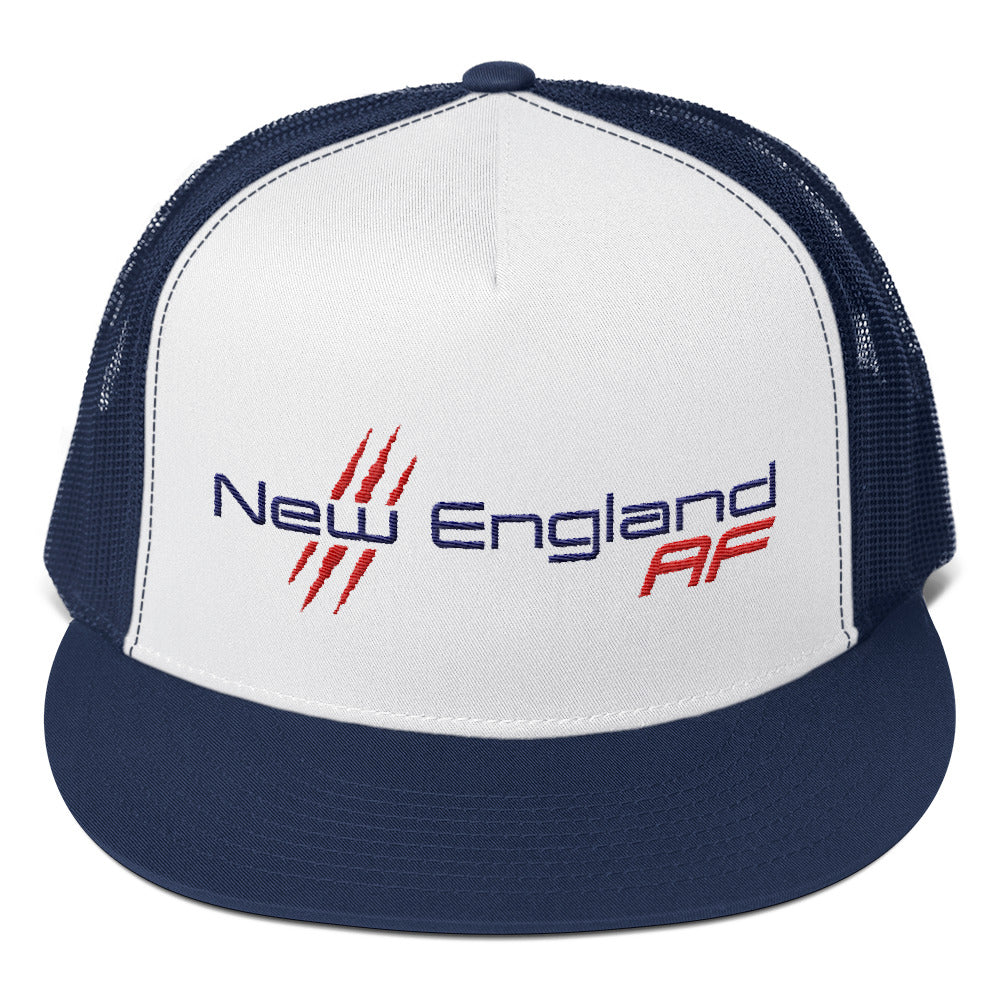 New England AF Trucker Hat - TribalAF