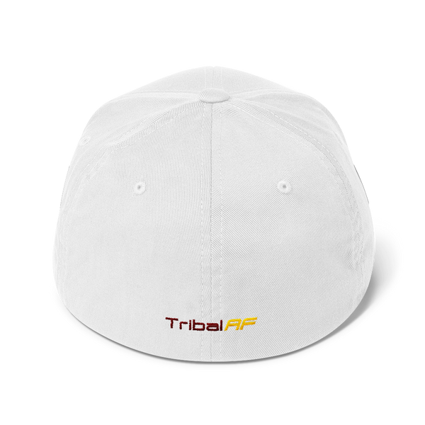 Washington AF Structured Twill Cap (Gold & Maroon) - TribalAF