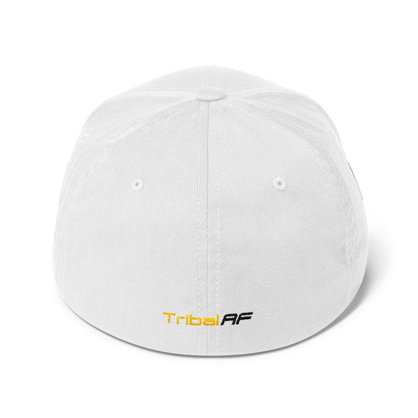 Pittsburgh AF Structured Hat - TribalAF