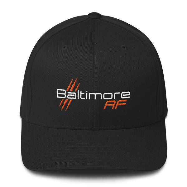 Baltimore AF Structured Hat (Orioles) - TribalAF