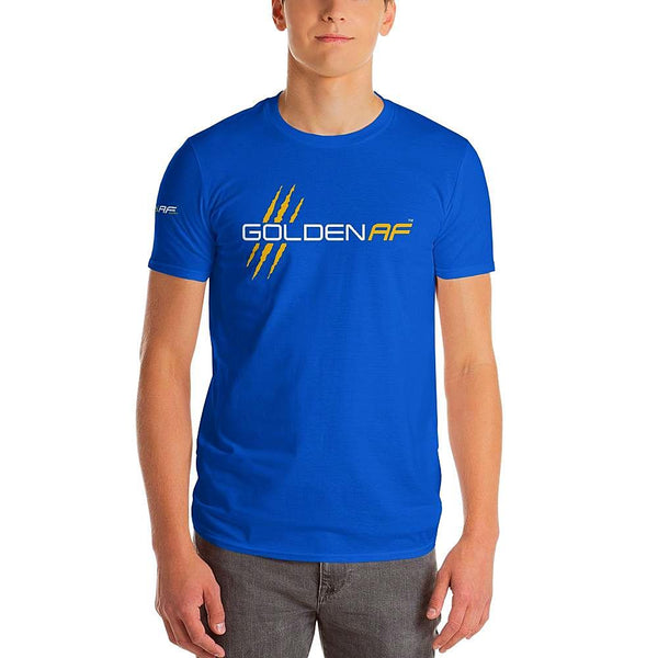 Golden AF lightweight Fashion Short Sleeve T-Shirt - TribalAF