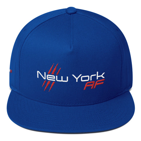 New York AF Five-Panel Snapback Hat - TribalAF