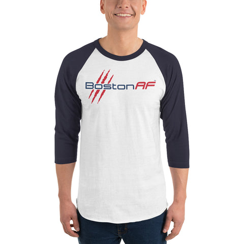 Boston AF Baseball Tee - TribalAF