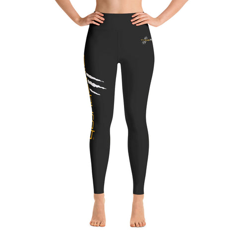 Pittsburgh AF Yoga Leggings - TribalAF