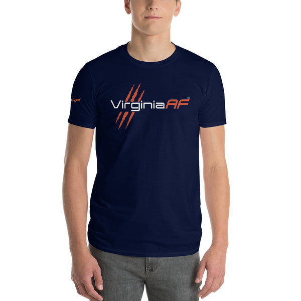 Virginia AF Lightweight T-Shirt (College) - TribalAF