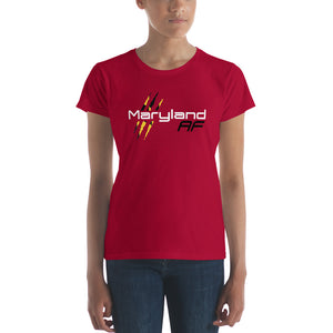 Maryland AF Ladies' Tee - TribalAF