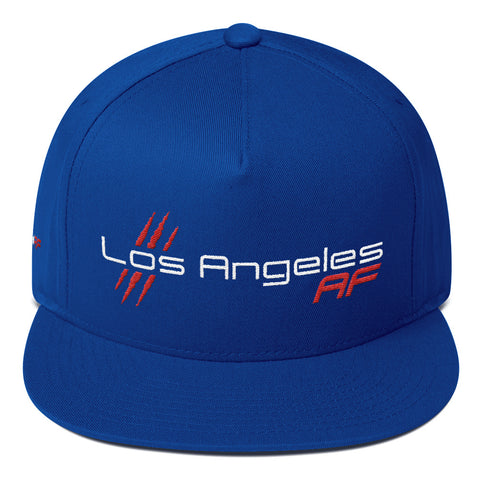 Los Angeles AF 5 Panel Snapback Hat - TribalAF