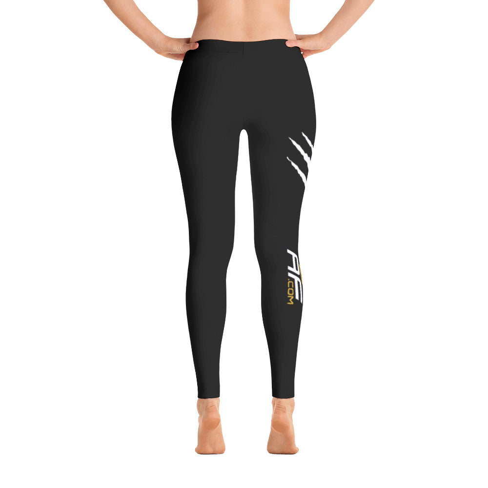 Pittsburgh AF Leggings - TribalAF