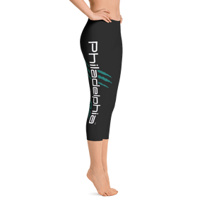 Philadelphia AF Capri Leggings - TribalAF