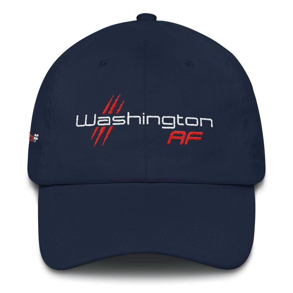 Washington AF Unstructured Hat - TribalAF