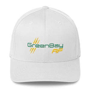 Green Bay AF Structured Hat - TribalAF