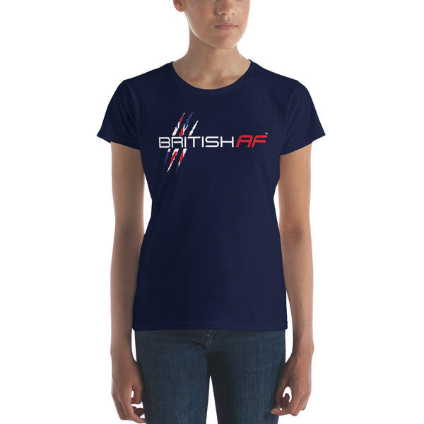 British AF Ladies T-Shirt - TribalAF