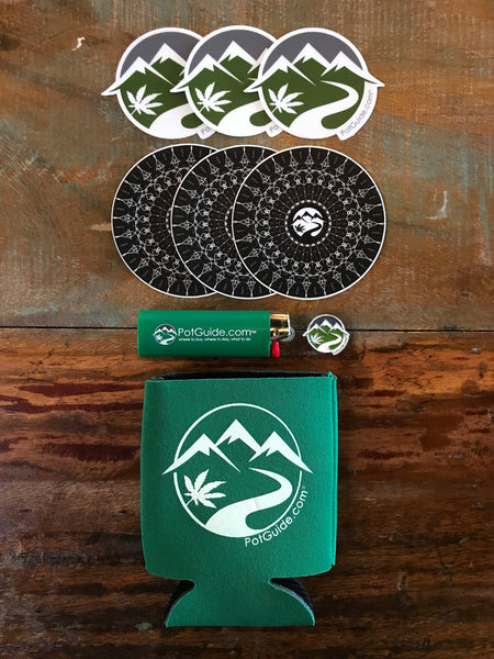 PotGuide Swag Pack