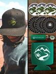 PotGuide Combo Pack: Hat + Swag
