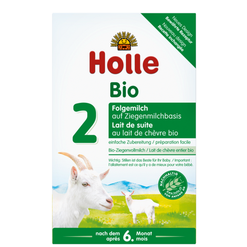 Holle Goat Stage 2- SALE Boxes