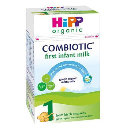 HiPP Combiotic Stage 1 - UK version- SALE Boxes