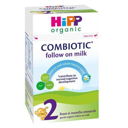HIPP COMBIOTIC Stage 2 - UK version