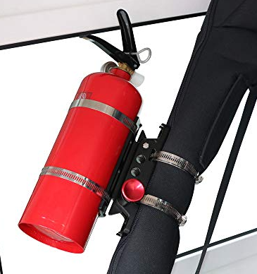 R1 Quick Release Fire Extinguisher Mount