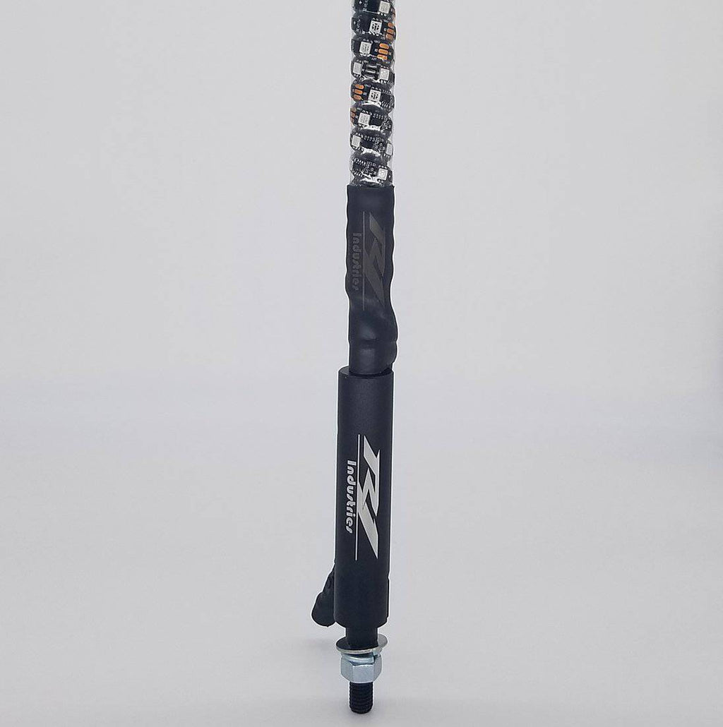 REMOTE 3 FOOT WILDCAT EXTREME WHIP (Gen 4 Single) - R1 Industries whips