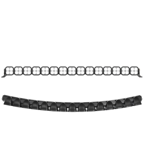 UNITE LED Light Bar With Curved Rails 40""