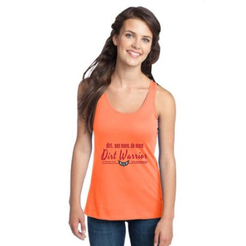 Dirt Tanks - Ladies District-Juniors Racerback