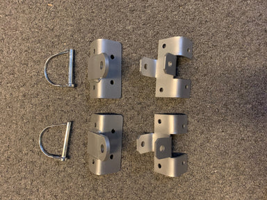 TOY HAULER BRACKETS ONLY FOR CABLE CONVERSION KIT