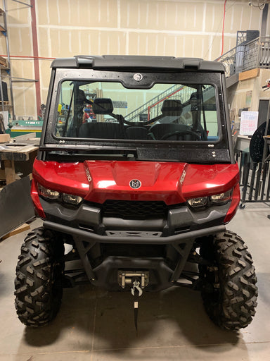 CANAM DEFENDER FRONT WINDSHIELD