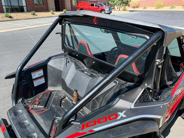 Honda Talon 2-Seat Rear Windshield 2019 & UP