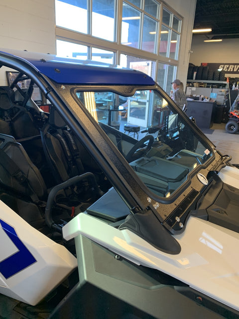 Polaris RZR PRO XP Front Glass Windshield 2019& up