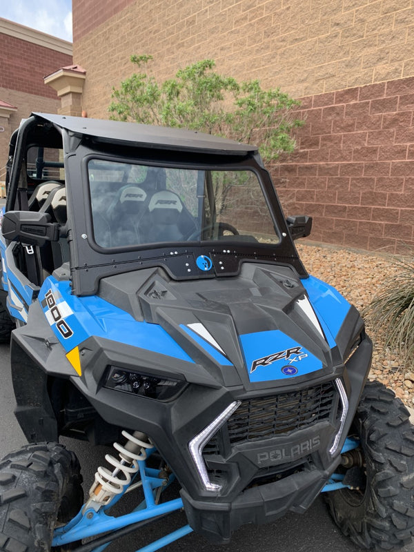 POLARIS RZR 1000XP/TURBO 2019-20 FRONT WINDSHIELD