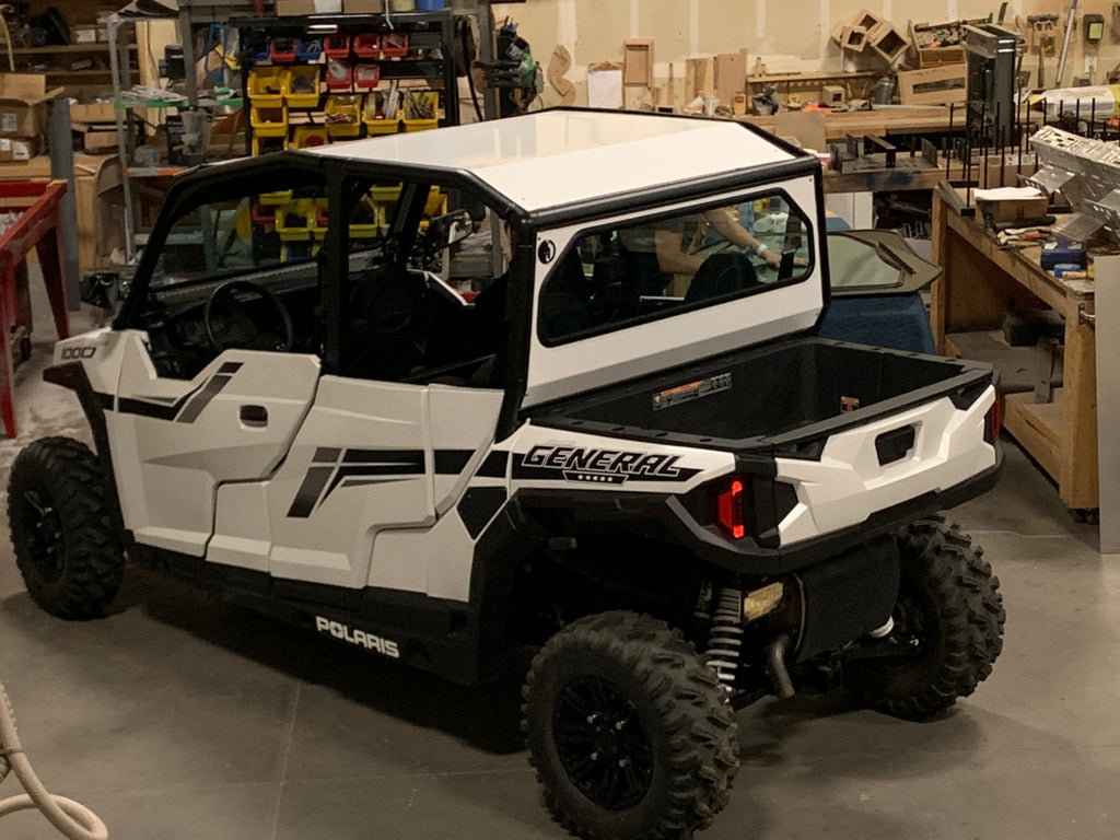 POLARIS GENERAL REAR WINDSHIELD 2017+