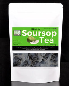 Soursop Tea Bags