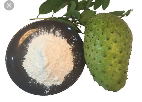 soursop fruit powder