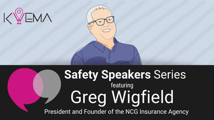 Safety Speakers Series 7: Greg Wigfield