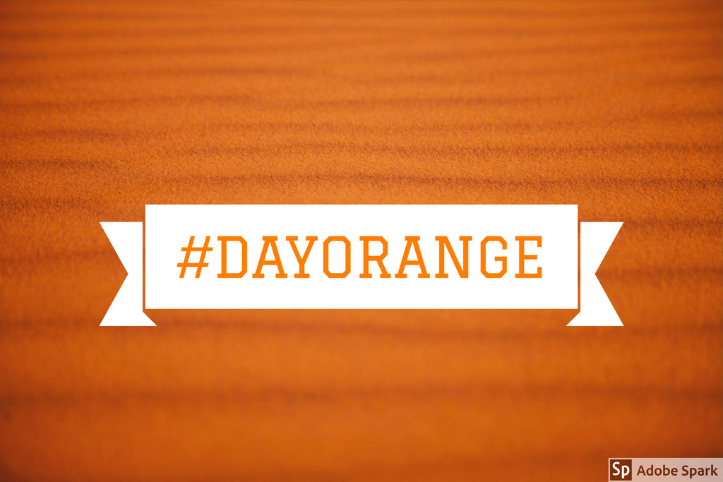 The Orange Day