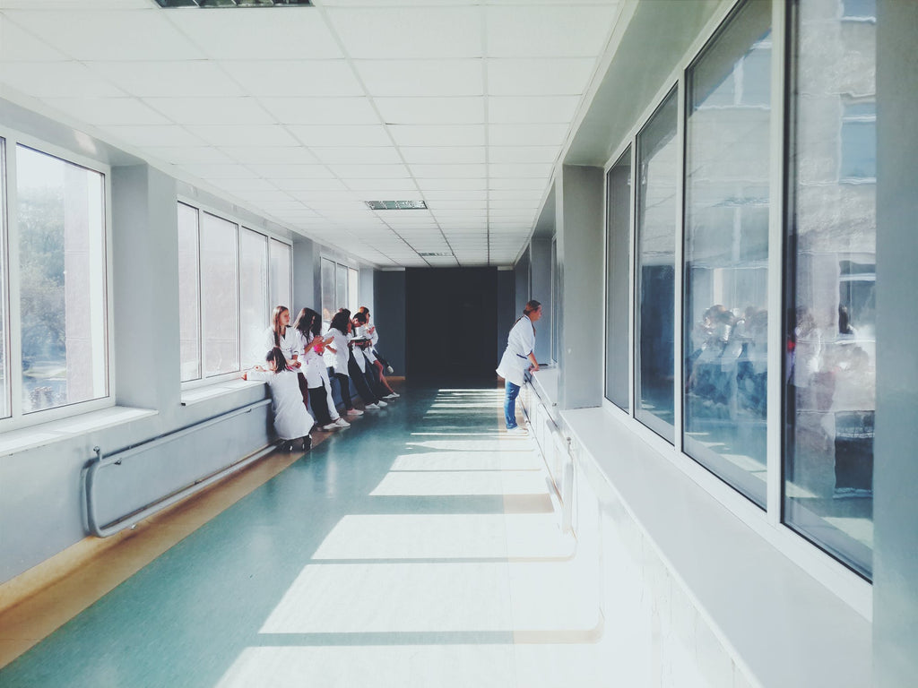 How to improve security in hospitals