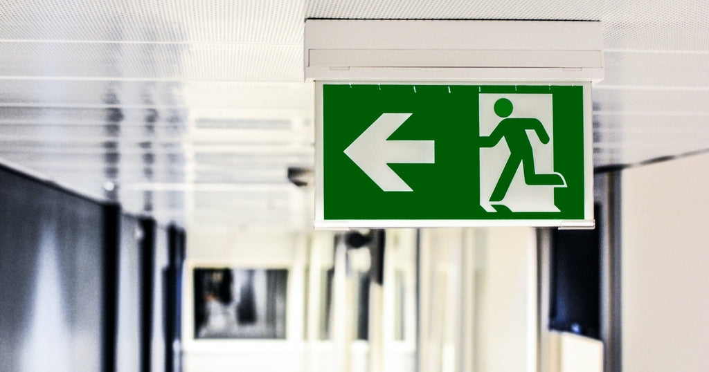how can panic buttons improve security in hospitals