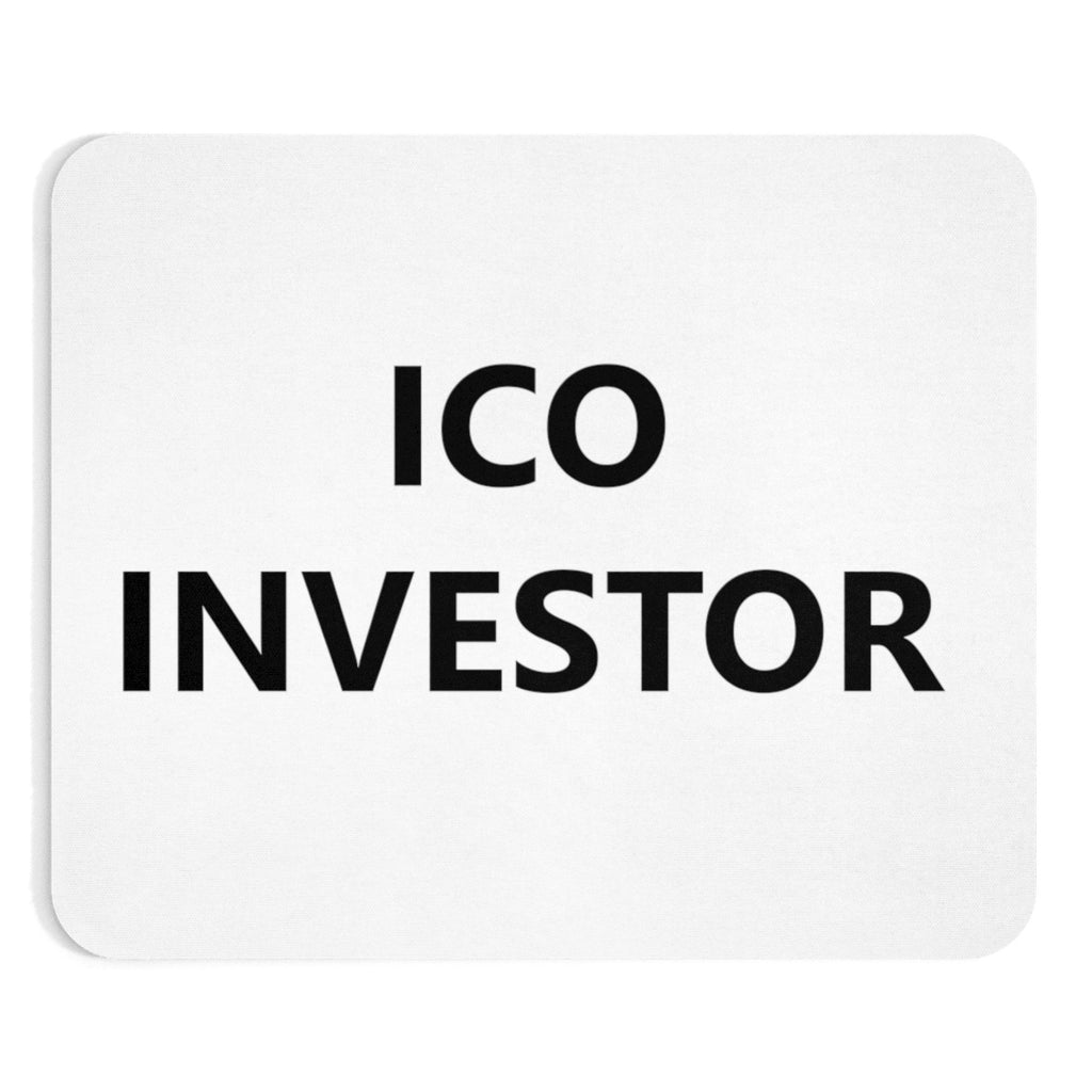 ICO Investor Mousepad