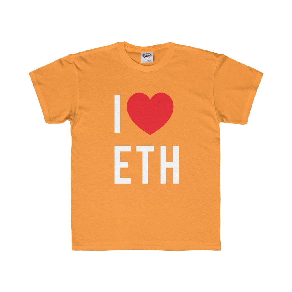 I Love ETH Youth Tee